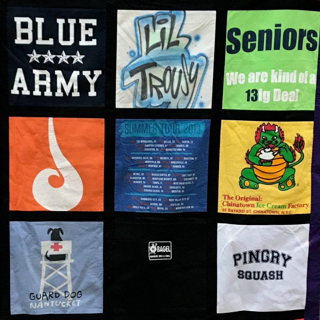 MLTees Custom T-Shirt Quilt Army Seniors Pingry