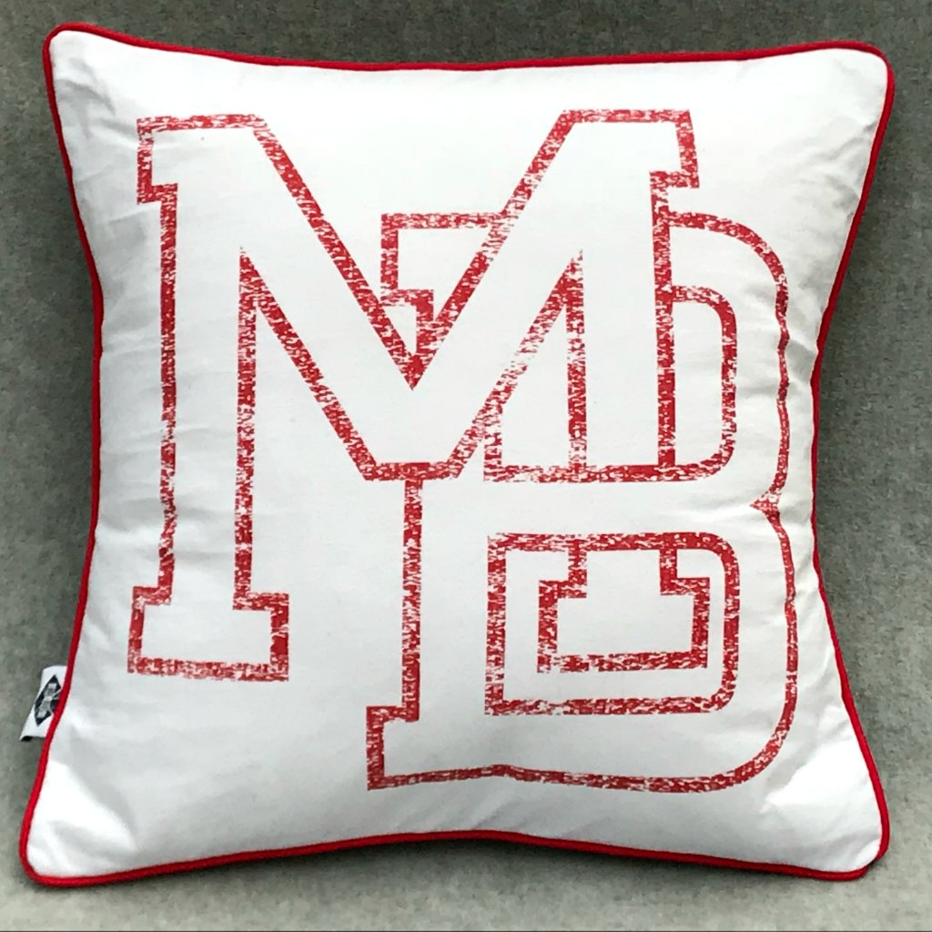 MLTees Custom TShirt Pillow MB